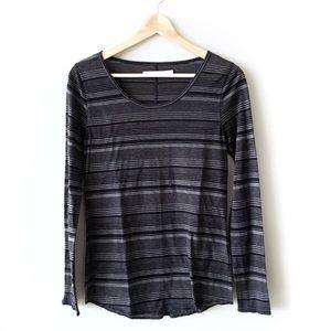 Madewell Stripe Long Sleeve